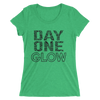 "Jimmy Uso & Naomi ""Day One Glow"" Women's Tri-Blend T-shirt - wweretro"
