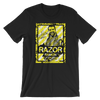 Razor Ramon Photo Signature Unisex T-Shirt - wweretro