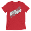 "Daniel Bryan ""Everyone Taps"" Tri-Blend T-Shirt - wweretro"