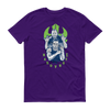 "The Hardy Boyz ""Stacked Pose"" Purple Short-Sleeve T-Shirt"