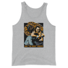 "Jake ""The Snake"" Roberts ""Headlock"" Unisex Tank Top - wweretro"