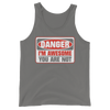 "The Miz ""I'm Awesome, You Are Not"" Unisex Tank Top"