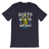 """Macho Man"" Randy Savage ""Wild Illustration"" Unisex T-Shirt - wweretro"