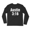 "Stone Cold Steve Austin ""3:16"" Long Sleeve T-Shirt"