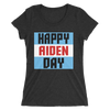 "Aiden English ""Happy Aiden Day"" Women's Tri-Blend T-shirt - wweretro"