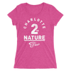 "Charlotte Flair ""2nd Nature"" Women's T-Shirt - wweretro"