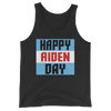 "Aiden English ""Happy Aiden Day"" Unisex Tank Top - wweretro"