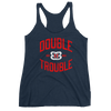 "The Bella Twins ""Double Trouble"" Women's Racerback Tank Top"