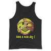 "Mankind ""Have a Nice Day"" Unisex Tank Top - wweretro"
