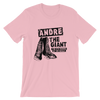 "Andre the Giant ""Boots"" Unisex T-Shirt - wweretro"