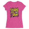 "Dolph Ziggler ""Stealing the Show"" Ladies' short sleeve t-shirt - wweretro"