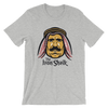 "Iron Sheik ""Face"" T-Shirt - wweretro"