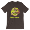 "Mankind ""Have a Nice Day"" Unisex T-Shirt - wweretro"