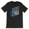 "AJ Styles ""Run The Place"" Unisex T-Shirt - wweretro"