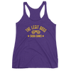 "Sasha Banks ""The Legit Boss: Sasha Banks"" Women's Racerback Tank"