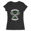D-Generation X 2018 Women's Tri-Blend T-Shirt - wweretro