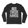 "Braun Strowman ""Get These Hands"" Long Sleeve T-Shirt - wweretro"