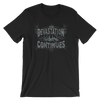 "Goldberg ""The Devastation Continues"" Unisex T-Shirt - wweretro"