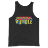 Royal Rumble Retro Logo Unisex Tank Top - wweretro
