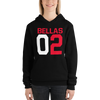 "The Bella Twins ""Bellas 02"" Unisex Pullover Hoodie - wweretro"