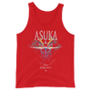 "Asuka ""The Empress"" Unisex Tank Top - wweretro"