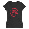 "Kane ""Big Red Monster"" Women's Tri-Blend T-Shirt"