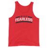 "The Bella Twins ""Stay Fearless"" Tri-Blend Unisex Tank Top - wweretro"
