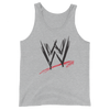 WWE Scratch Logo Unisex Tank Top