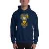 "Goldust ""The Golden Age"" Hooded Sweatshirt - wweretro"