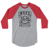 "Goldberg ""Who's Next"" 3/4 sleeve raglan shirt - wweretro"