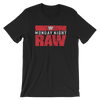 Monday Night RAW Logo Unisex T-Shirt