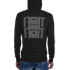 "Kevin Owens ""Fight Owens Fight"" Lightweight Unisex Hoodie - wweretro"