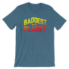 "Ronda Rousey ""Baddest on the Planet"" Short-Sleeve Unisex T-Shirt"