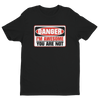 "The Miz ""Danger"" Fitted T-Shirt - wweretro"