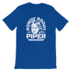 "Roddy Piper ""Arched Logo"" Unisex T-Shirt"