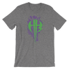 "The Hardy Boyz ""Logo Sketch"" Short-Sleeve Unisex T-Shirt - wweretro"