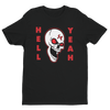 "Stone Cold Steve Austin ""Hell Yeah"" Fitted T-Shirt - wweretro"