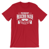 """Macho Man"" Randy Savage ""Cream of the Crop"" Unisex T-Shirt - wweretro"