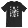 Razor Ramon Illustrated Unisex T-Shirt - wweretro