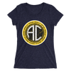 Apollo Crews  Logo Women's Tri-Blend T-shirt - wweretro