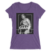 "Andre the Giant ""Photo"" Women's Tri-Blend T-Shirt - wweretro"