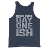 "Usos ""Day One Ish"" Unisex Tank Top - wweretro"