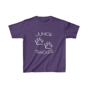 Junior Tracker - Kids Heavy Cotton™ Tee