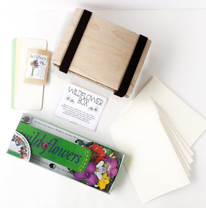 Travel Wildflower Activity Kit