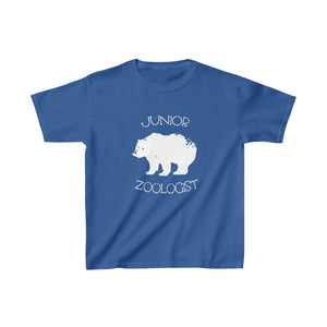 Junior Zoologist - Kids Heavy Cotton™ Tee