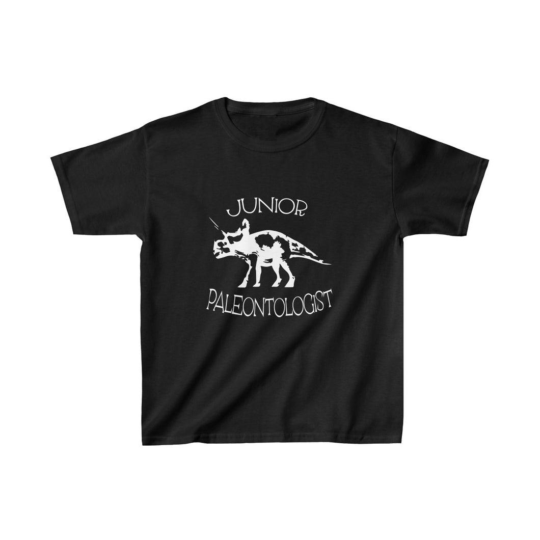 Junior Paleontologist - Kids Heavy Cotton™ Tee