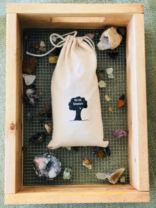 Rock & Gem Discovery Bag