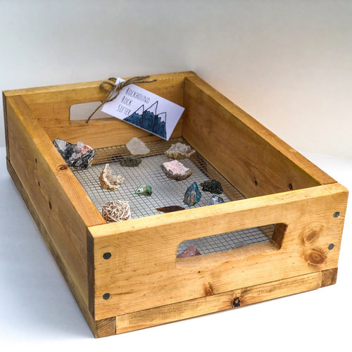 Junior Geologist Rock Sifter - Premium Edition