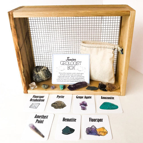 Junior Geologist Adventure Box - Rockstar Edition