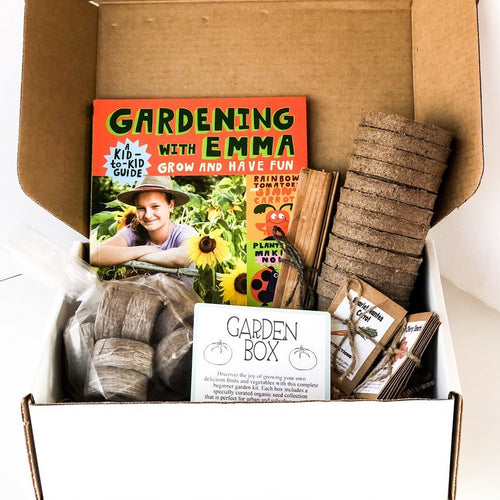 Junior Gardener Kit - Spring, Summer, and Fall Container Garden